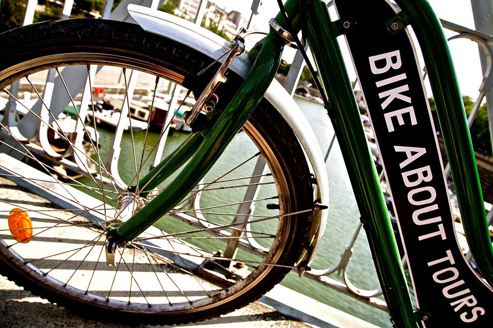 Photo credit:  Bike About Tours
