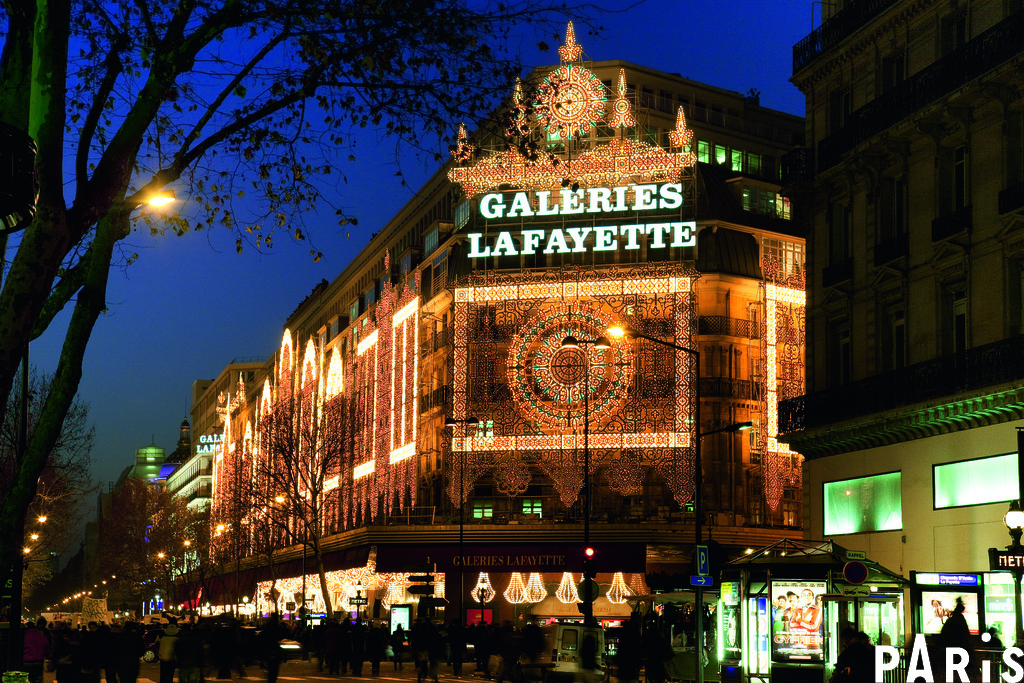Galeries Layette in Paris