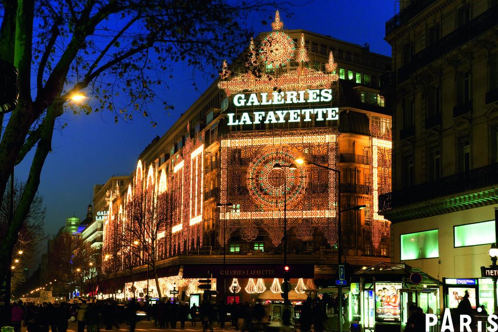 Galeries Layette in Paris
