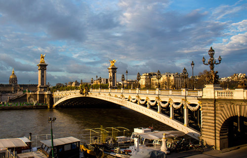 Most Beautiful Bridges in Paris