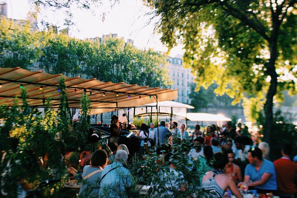 Parisians' Paris top tips