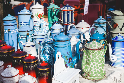 Best flea markets in Paris - LMV-Paris-Vanves-Flea-Market-4