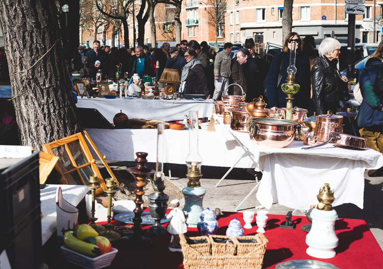 Best flea markets in Paris - outdoor photo