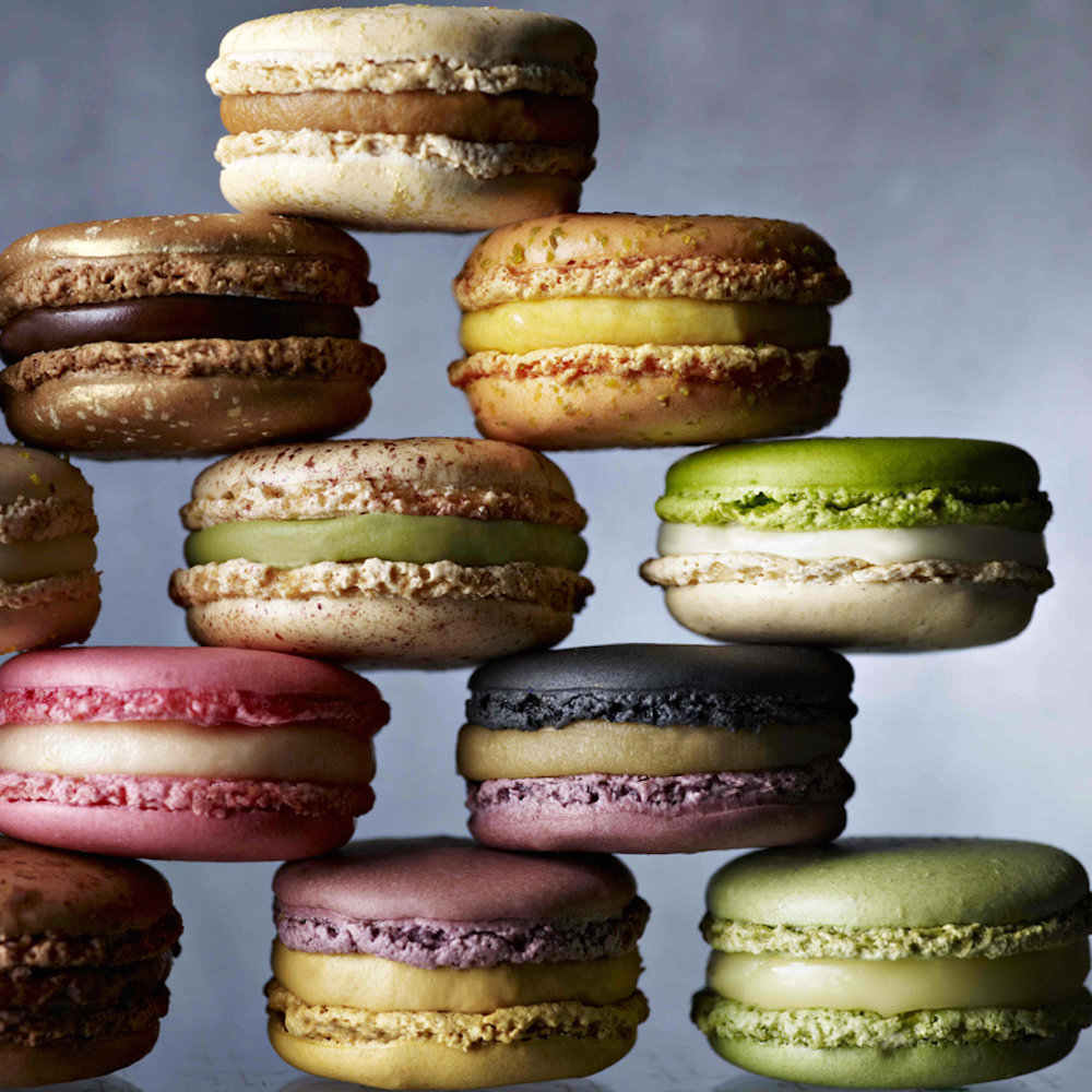 Best macarons in paris Photo credit: plurielles.fr