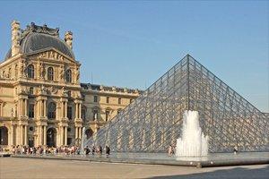 Musée du Louvre Main Sights