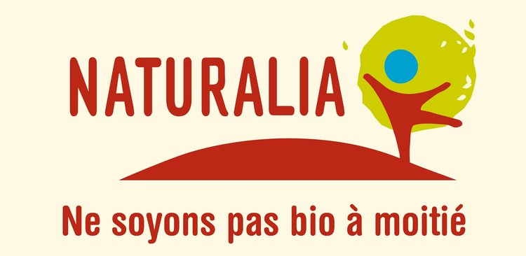 Grocery Stores in Paris and France; Naturalia logo