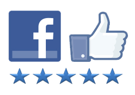 facebook 5 stars reviews