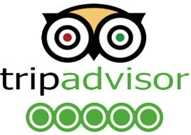 trip advisor 5 stars reviews