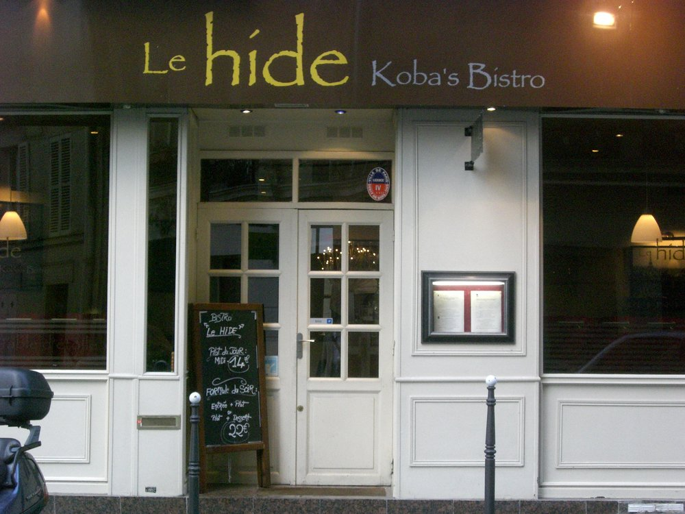 Best escargot in Paris - Le Hide