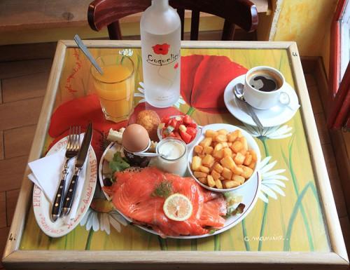 巴黎早午餐 3:COQUELICOT