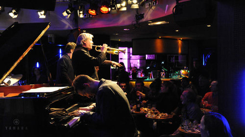 Best Jazz Bars in Paris 4. DUC DES LOMBARDS