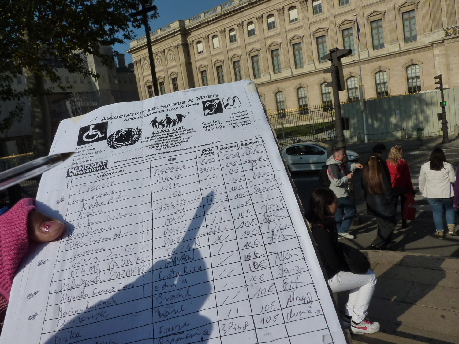 Tourist Scams In Paris INSIDR Paris - 7 tips to avoid tourist scams in europe