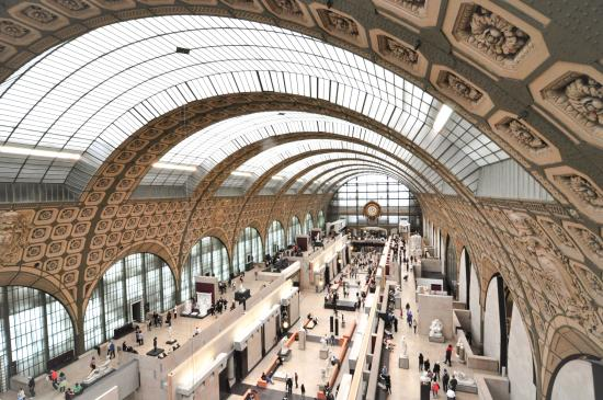 Romantic Places in Paris; musee-d-orsay.jpg