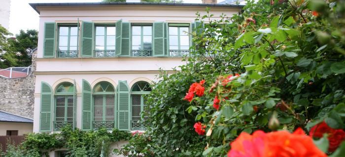 Musée de la vie romantique, Photo credit:parismusees.paris.fr