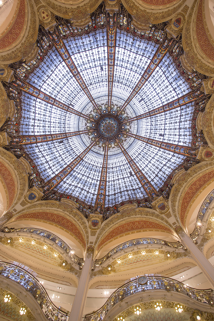 Paris Department Store DOME