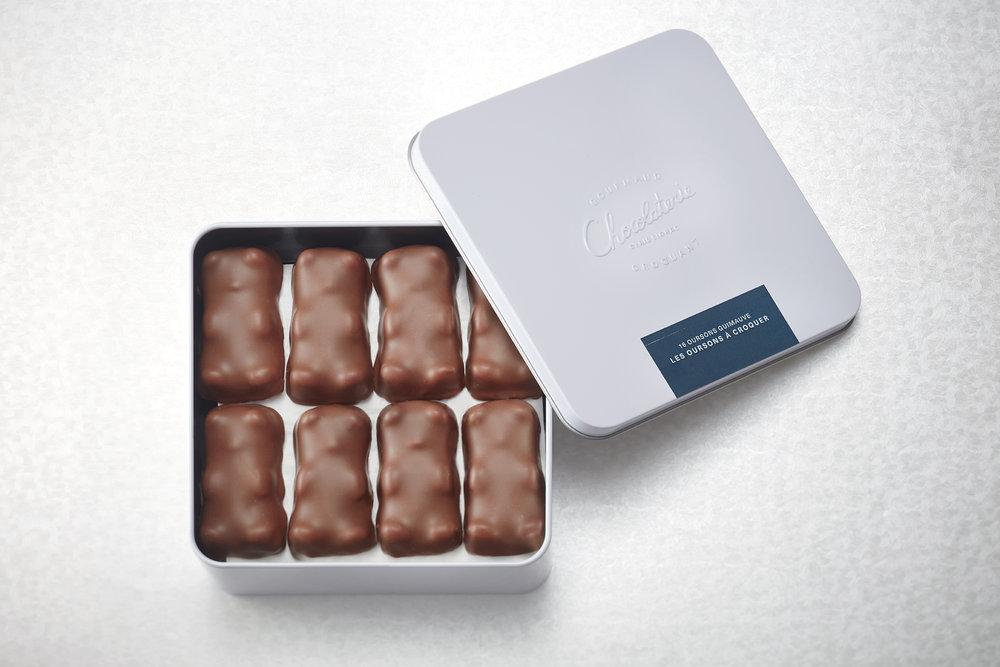 Best Chocolate in Paris; Photo credit: lachocolateriecyrillignac.com