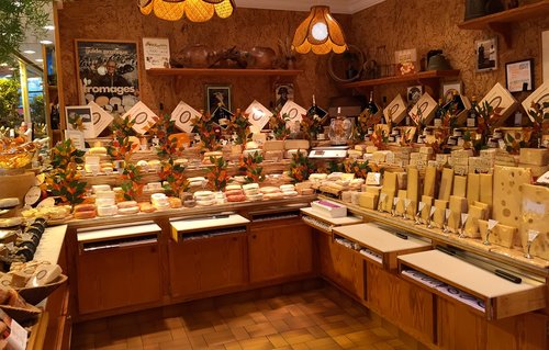Maison Cantin - Definitely one of the best cheese shop in Paris.