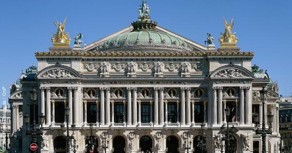Photo credit : Opéra de Paris