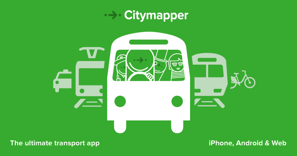 Photo credit: citymapper.com