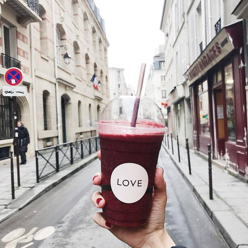 Photo credit: Love Juice Bar Paris Facebook Page