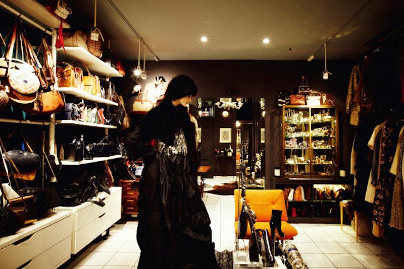 必訪巴黎古著店 #5 - STUDIO W