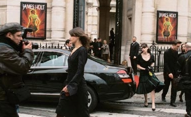 MOVIES SET IN PARIS #7 The Devil Wears Prada Photo credit:  CliffLeeParis - WordPress.com