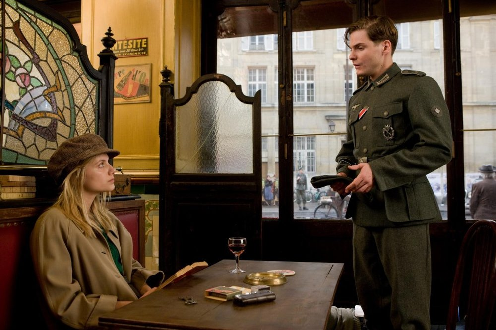 MOVIES SET IN PARIS #4 INGLOURIOUS BASTERDS Photo credit: Eat Drink Travel