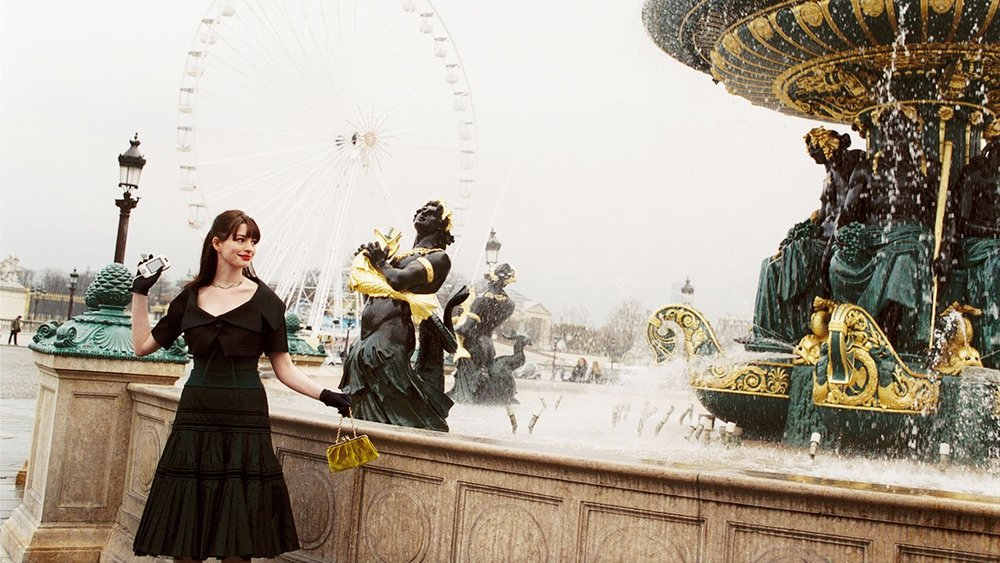 MOVIES SET IN PARIS #7 The Devil Wears Prada Photo credit:  Hollywood Reporter