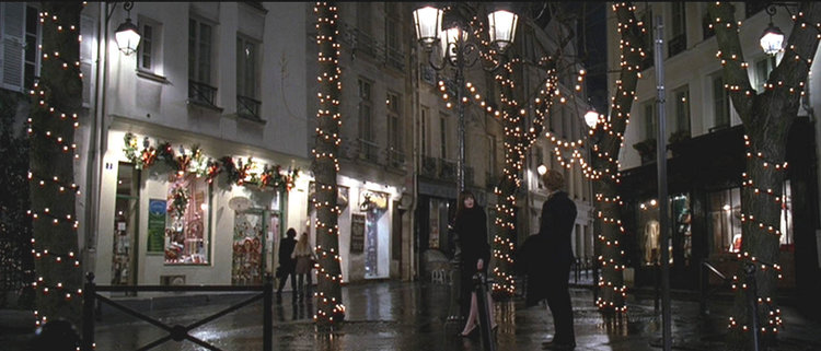 MOVIES SET IN PARIS #7 The Devil Wears Prada Photo credit:  Scents Memory - WordPress.com