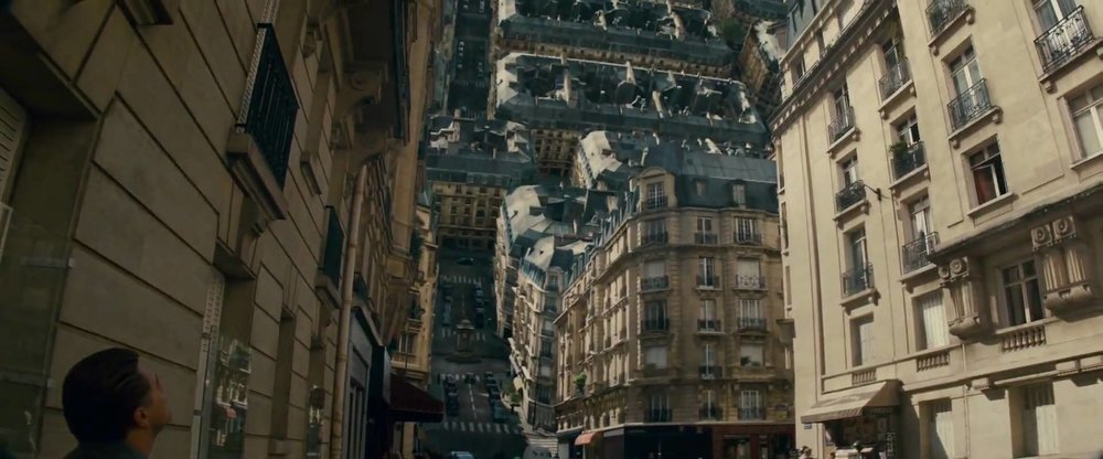 MOVIES SET IN PARIS #1 INCEPTION FILMING LOCATIONS Photo credit: YouTube