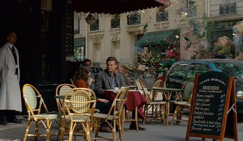 MOVIES SET IN PARIS #1 INCEPTION FILMING LOCATIONS `Photo credit:  Hotels Paris Rive Gauche