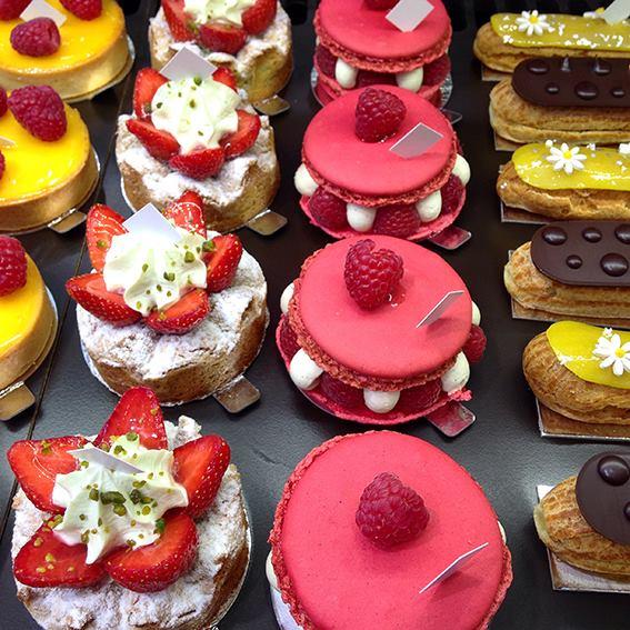 巴黎甜點店 Top5 獨特店家.ARNAUD LARHER