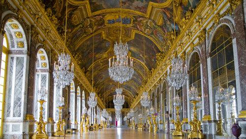 凡爾賽宮大廳