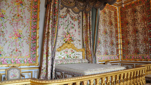 凡爾賽宮寢室