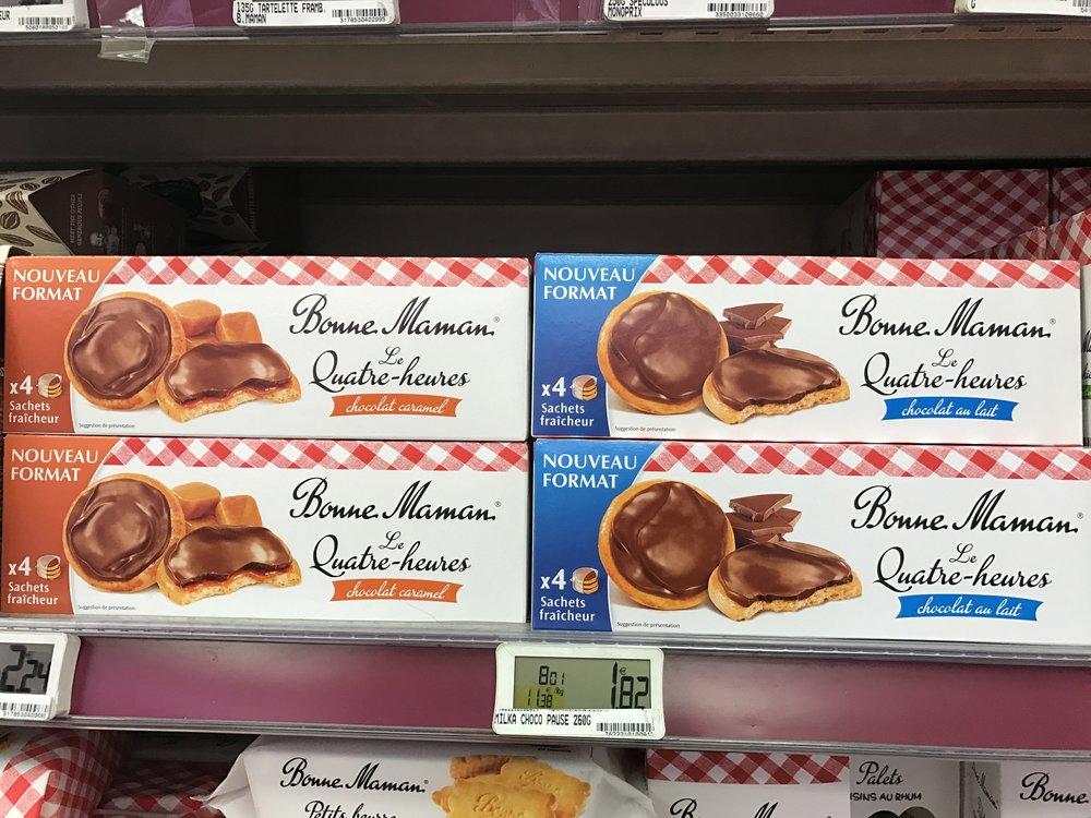 法國超市必買 TOP2 - Bonne Maman 餅乾