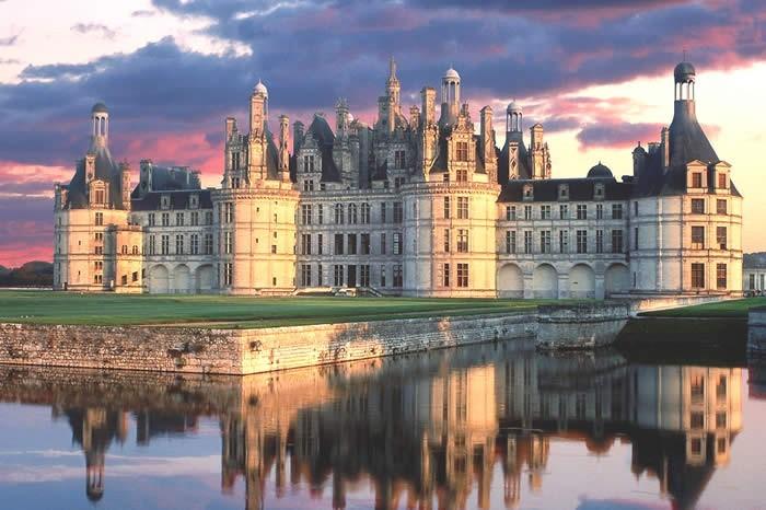 巴黎近郊 法國小鎮 #1. 盧瓦爾河谷 Loire Valley