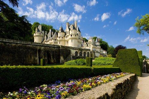 法國小鎮 巴黎近郊 索米爾Saumur