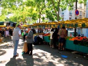帶你穿梭巴黎市集-你不能不到此一遊的精選法式慢活