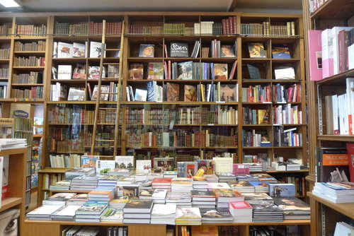 Paris Bookstore #7 Librairie Delamain