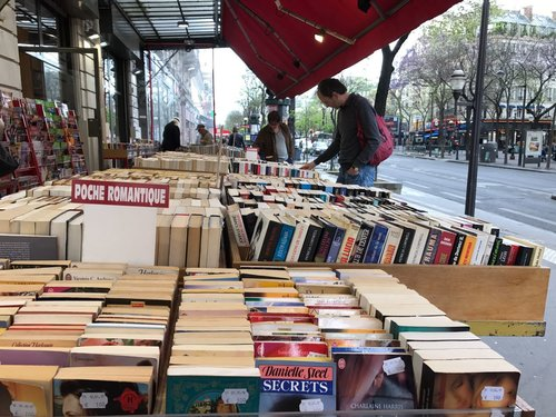 Paris Bookstore #4 Boulinier