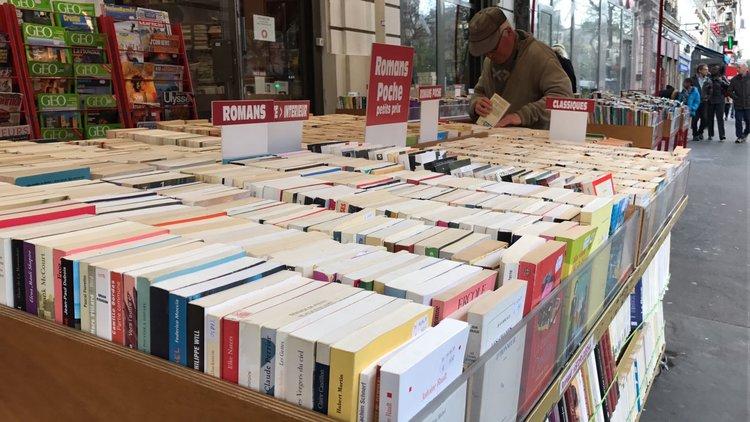 必訪巴黎小書店 4. Boulinier 2