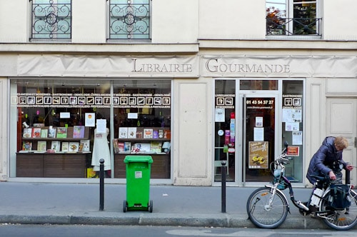 Paris Bookstore #8 Librairie Gourmande