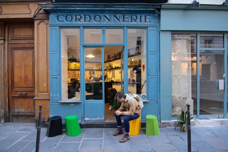 Boot Café 巴黎潮流咖啡室