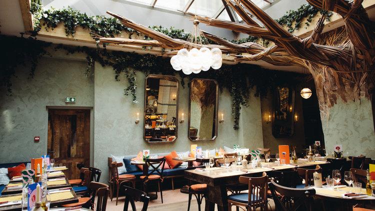 Truffle Restaurant in Paris; ober-mamma-restaurant-paris.jpg
