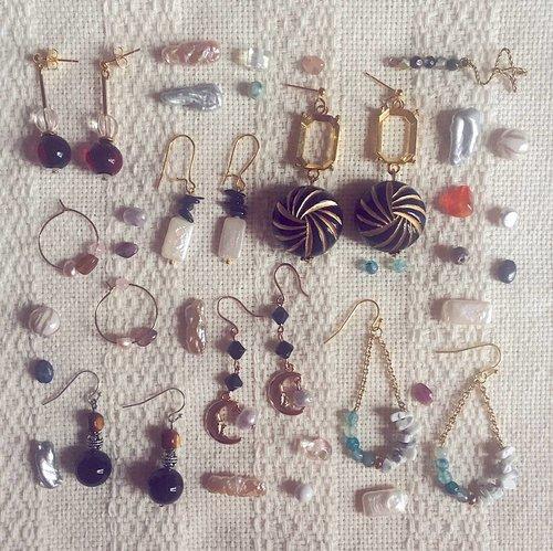 Paris Souvenirs #1 Handmade accessories