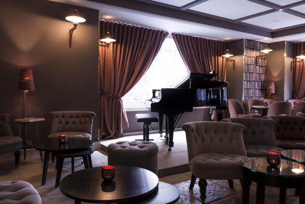 Photo credit:  Hôtel D'Aubusson