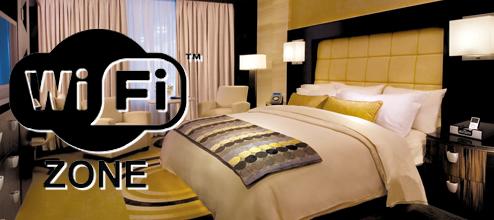 hotel wifi in france