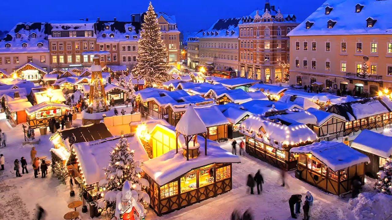 2017聖誕節必去聖誕市集:法國5大經典聖誕市集!