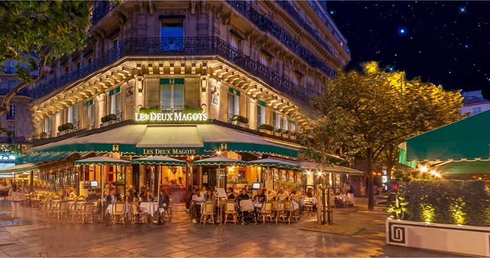 Photo credit: Les Deux Magots Facebook