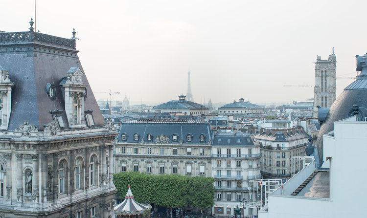 Photo credit:  Everyday Parisian